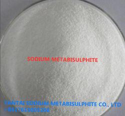 Metabisulfite de sódio como conservante e antioxidante da China Fabricante
