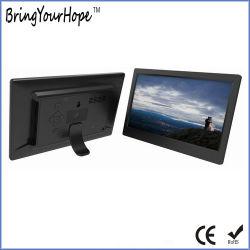 Nouveau design cadre photo numérique 10,1 pouces en plastique (XH-DPF-101C)