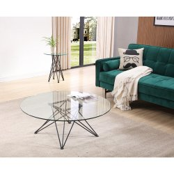 Закаленное стекло столовой наборов мебели