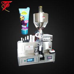 Смешивание ультразвуковой системы отопления PE крем полуавтоматическая трубы заполнение кузова машины