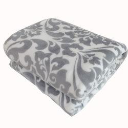 Venta de telas de tejido Multifunctoinal caliente buena Lookking Airline Chunky tejer Baby Mink Manta