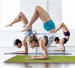 Antidérapantes de tapis de yoga couvrir serviette microfibre Anti Skid Tapis de Yoga Pilates remise en forme de couvertures
