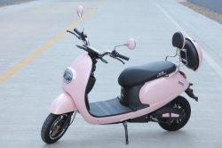 女性のための新しい到着の熱い販売安い60V 500W 20ah都市電気スクーター