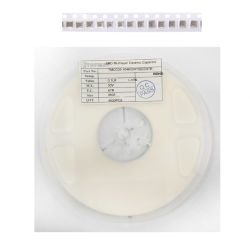 condensatore di ceramica a più strati di 50V SMD