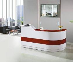 Table de réception réception Comptoir caisse caissier de bureau Mobilier de bureau moderne nouveau Design Fashion haute brillance Table compteur