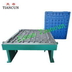 Grande taille/1200X1000mmx150mm/Extrusion matériau PEHD Professional Maker palette plastique moulé