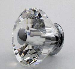 K9 Crystal Clear кухонным шкафом ручки хрустальное стекло ручку