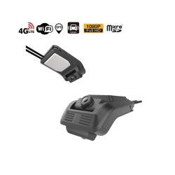 4G twee GPS van Camera's streepje-Nok 360 van de Bus van de Auto van de Videorecorder van de Auto DVR APP van de Hoek Software Ver op de Telefoon van het Web van de Computer