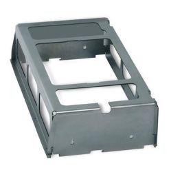 Экономическоголитой алюминиевый корпус черного цвета Anodizing производства и