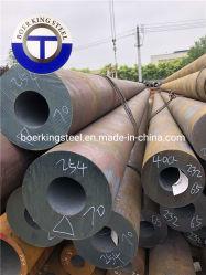 ASTM 1518 PT E235 T345B baixo do tubo de aço carbono dos tubos de aço sem costura de espessura do tubo de parede