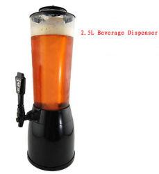 高品質2.5のリットルLEDの軽い冷えたビールディスペンサータワー
