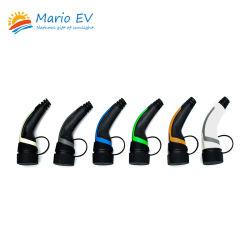 Mario-EV Type2 32A 250V AC de alta calidad montón de carga de los coches eléctricos Home Tipo de cargador de CA2 del enchufe de carga