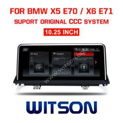 """BMW Witson 10.25 """" grand écran Android7.1 de DVD pour voiture BMW X5 E70/X6 E71 (2007-2010) CCC"""