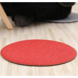 柔らかさの足もとに編まれたビニールPVC Tatamiシート