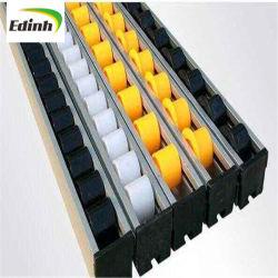 28mm Durchmesser-helle fließende Streifen Floway Rad-Rollen-Spur-Förderanlage