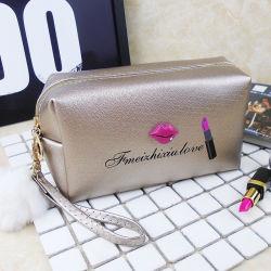 Sac de cosmétiques en vrac bon marché de gros sacs de maquillage pour les voyages