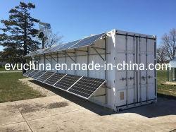 Het binnenlandse Systeem van de Behandeling van het Water van het Afval voor Irrigatie met Zonne-energie