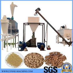 良質の自動家禽の酪農場の餌の供給のプロセス用機器