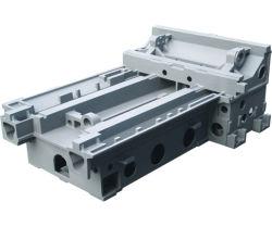 precio de fábrica grandes fundición de hierro fundido de la base de plataformas de trabajo de mecanizado CNC
