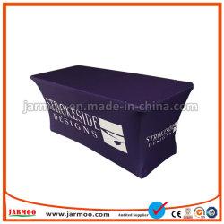 Custom spandex polyester capot table