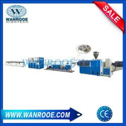 Водоснабжения электрические машины кабелепровода поливинилхлоридная труба экструдера производственной линии