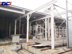 100 tausend Quadratmeter Gips-Block-Produktionszweig-