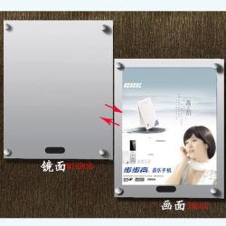 داخليّة إستعمال ترقية عمليّة بيع جدار نوع ألومنيوم مرآة [لد] [ليغت بوإكس]