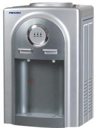 Forma de Curverd Tabletop dispensador de agua Desktop refrigerador de agua (XXKL-STR-37) con Refrigeración del compresor