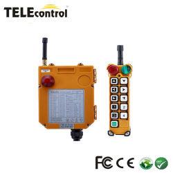 Оборудование телеуправления 10 Односкоростной кнопок пульта дистанционного управления F24-10s