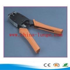 Outil d'insertion, câble outil, outil de réseau