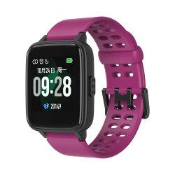IP68 waterdichte Pedometer Smartwatch voor de Androïde Telefoons van iPhoneSamsung