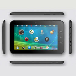 "7 "" Tablet PC MID sous Android 4.0 Touchpad capacitif Via 8850 1GB 4Go WiFi, 3G, HDMI externe"