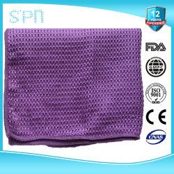 80% polyester 20% Polyamide serviette en microfibre Chiffon de nettoyage