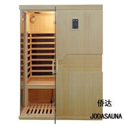 3 Лицо деревянные дома портативная инфракрасная сауна