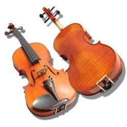 Vorgerückte Violine u. handgemachte Qualitätsvioline
