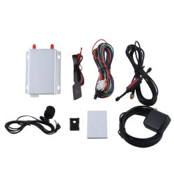 Sistema de Seguimiento de coche tome el teléfono en el seguimiento de la Plataforma de monitoreo en tiempo real