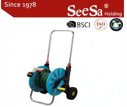 Seesa 도매 20의 M 원예용 도구 호스 권선 손수레 (SX-902-20)