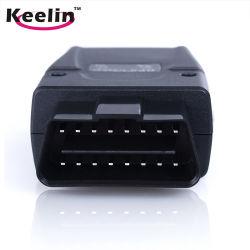 Installation facile aucun dispositif de repérage câblé pour voiture, interface OBD, quatre bandes, Universal a utilisé, la libre Plug and Play
