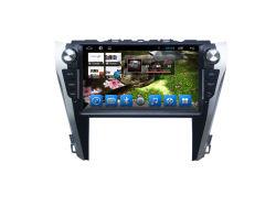 Toyota Camry 2015年のための人間の特徴をもつカーラジオのBluetooth DVD GPSの航法システム