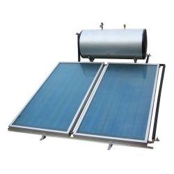 جهاز تدفئة المياه بنظام الطاقة الشمسية بقدرة 300 لتر، لوحة مسطحة صغيرة الحجم