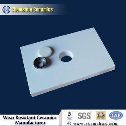 Ladrilho Soldáveis de cerâmica resistente ao desgaste com a tampa e o retentor de aço