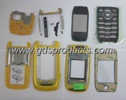 Téléphone mobile pour le logement Nextel i897 avec plein de pièces (jaune-rouge)