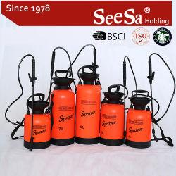 Desinfección PP PE de la herramienta de jardín de la pulverizadora manual de compresión de aire (SX-CSF).