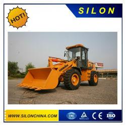 Einkaltbarer 3-Tonnen-Radlader Cdm833