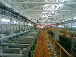 De Apparatuur /Zinc die van het Plateren van het zink Installatie /Zinc plateren die Machine plateren