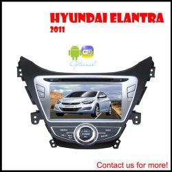 Аудиосистема с GPS для Hyundai Elantra 2011 (RBT-H8012)
