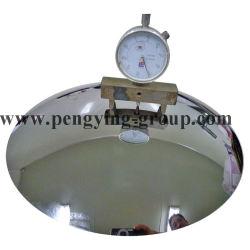 De 1,8 mm de 2mm 3mm 4mm 5mm Plata /Espejo Espejo de cristal de la hoja de aluminio /Cristal Espejo Espejo de vidrio flotado //libre de cobre de espejo/Espejo convexo