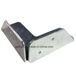 Custom изготовить листовой металл запасных частей для оборудования