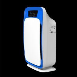 Интеллектуальная модель очистителя воздуха с ионизатор, разрушение озонового слоя и фильтра снимите функциональных