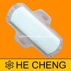 245mm droites Lady serviettes hygiéniques fabricant en Chine (Ria-245)
